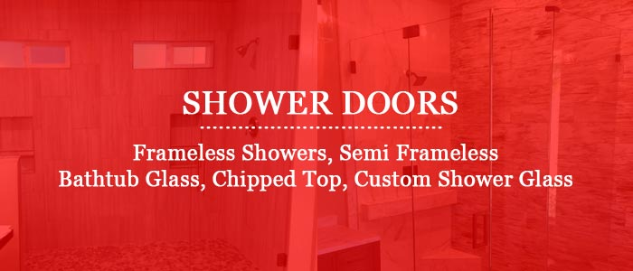 Call Glass Masters for Shower Doors in Roseville, CA